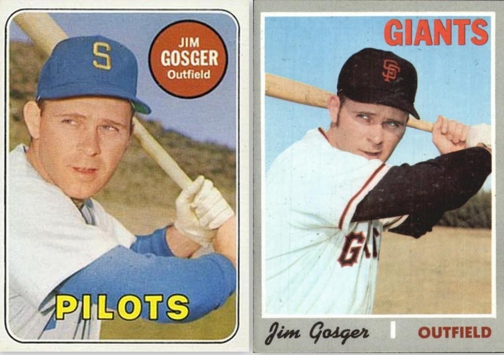 Gosger Baseball Cards - Copy