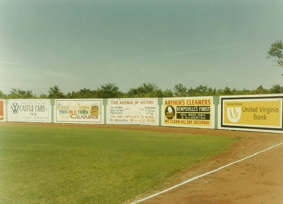 Right Field at Met Park