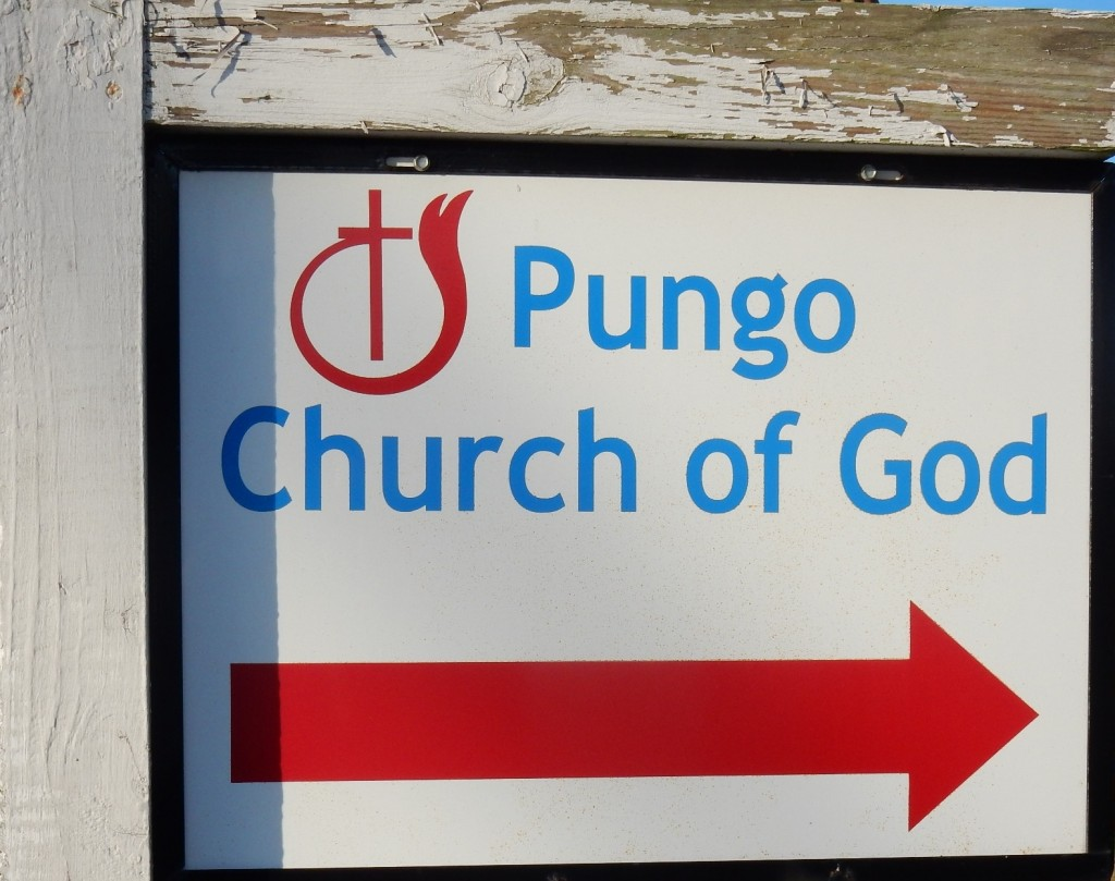 Pungo Church of God
