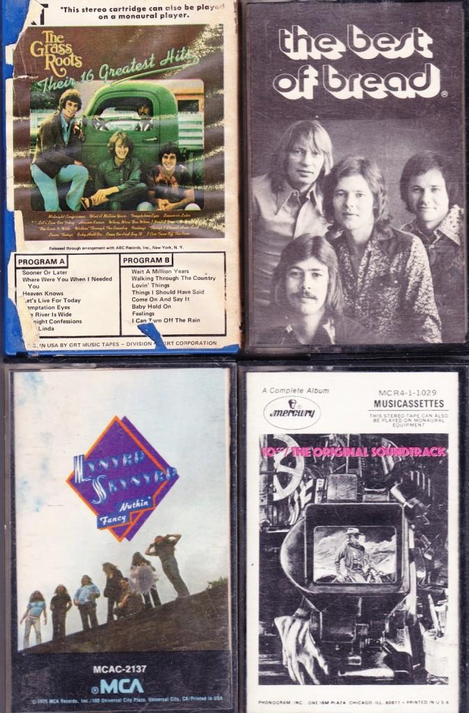 Four Cassettes