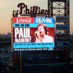 Paul McCartney, Philadelphia, 7.12.16