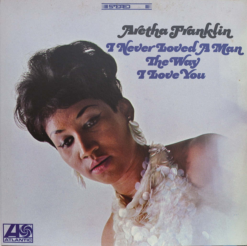 Aretha Franklin's I Never Loved a Man spent 14 weeks at number one on the soul charts, 66 weeks on the pop charts and had sales that a soul LP had never had before. It's this success and the artistry of the songs and the musicians and the grace, intelligence, power and passion of Franklin's singing that make it Lias' favorite album of all time.