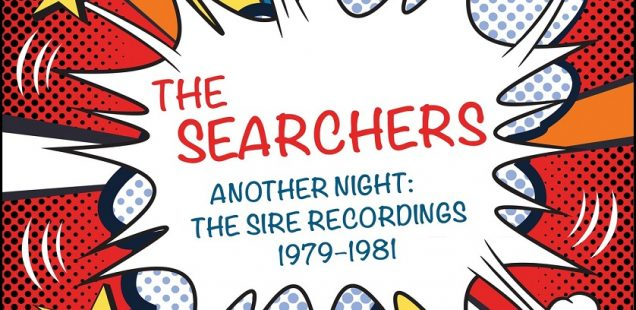 THE SEARCH FOR SEARCHERS MUSIC IS OVER
