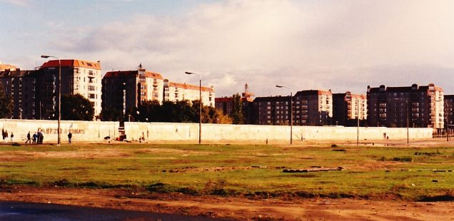 September 1990, Berlin