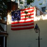July 4, 2020, Betsy Ross House, Philadelphia